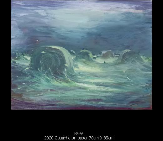 Paintings - Bales