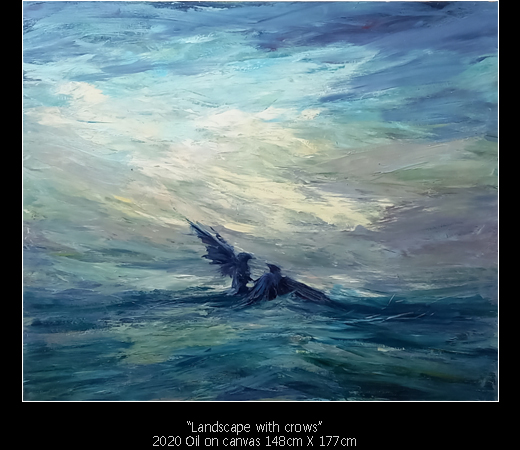 Paintings - Roost